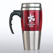 Stainless Steel Travel Mug - Essential Piece