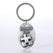 Character Key Chain - Essential Piece