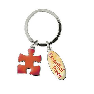 Simply Charming Key Chain - Essential Piece