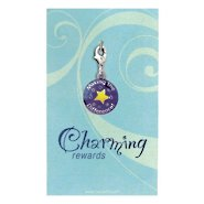 Charming Rewards - Making the Difference