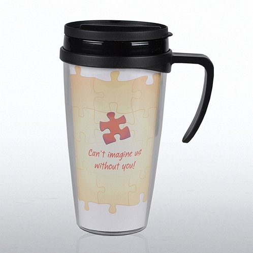 Essential Piece Autograph Travel Mug