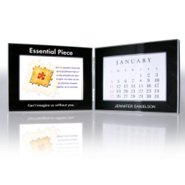 Perpetual Desk Calendar - Essential Piece
