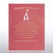Character Pin - Reaching for Success