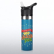 Storm Water Bottle - For All That You Do: We Thank You!