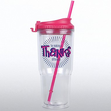 The Gulp Tumbler - Thanks for Making a Difference