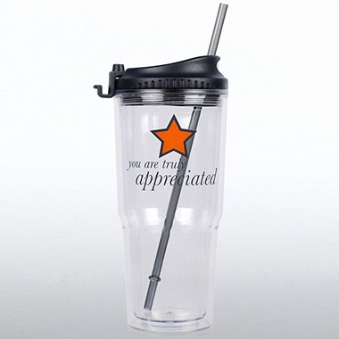 The Gulp Tumbler - You Are Truly Appreciated