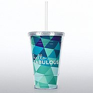 Twist Top Tumbler -  Hello, Fabulous