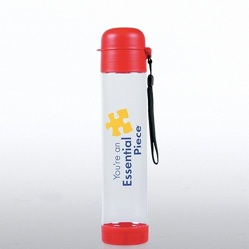 Attitude is Everything Flip Top Water Bottle