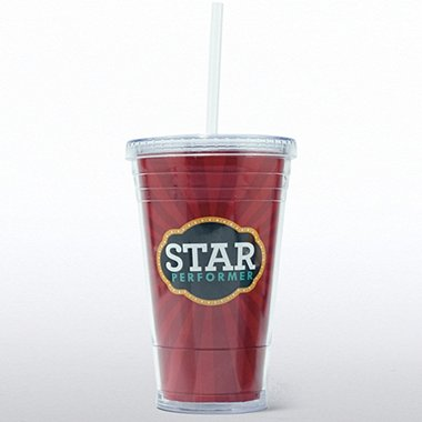 Twist Top Tumbler - Star Performer