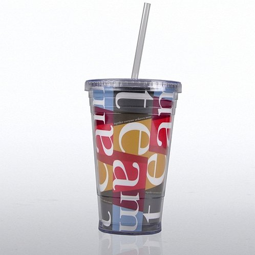 TEAM Twist Top Tumbler