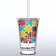 Twist Top Tumbler - Essential Piece Healthcare