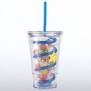 Candy-Filled Twist Top Tumbler - Making the Difference