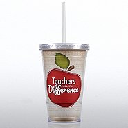 Twist Top Tumbler - Teachers Make the Difference