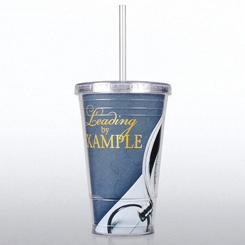 Compass: Leading By Example Twist Top Tumbler