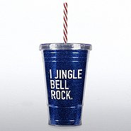 Twist Top Tumbler - I Jingle Bell Rock