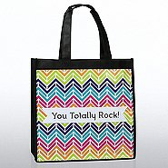 Stylin' Shopper Tote - You Totally Rock