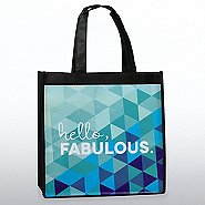 Stylin' Shopper Tote -  Hello, Fabulous