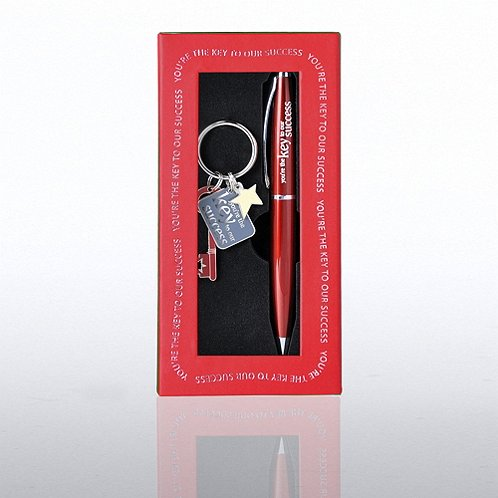 Key to Success Simply Charming Gift Set