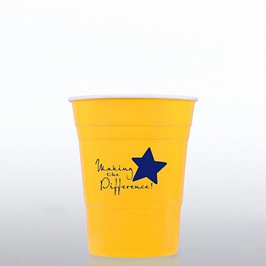 Party Cup - Making the Difference