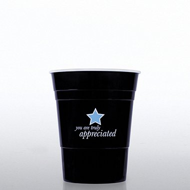 Reusable Event Cup - You Are Truly Appreciated