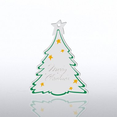 Holiday Ornament - Christmas Tree