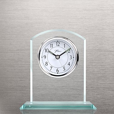Elegant Glass Clock