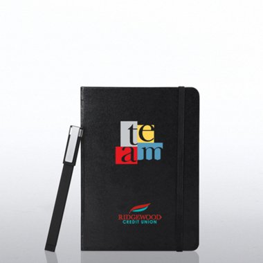Custom Executive Journal & Pen Gift Set