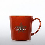 The Coffee Shop Ceramic Mug - You Are Truly Appreciated
