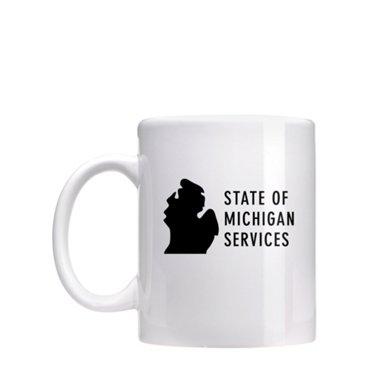 Promotional Ceramic Mug - White