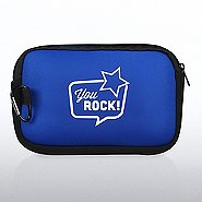 Neoprene Accessory Pouch - You Rock!