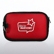 Neoprene Accessory Pouch - You're Awesome!