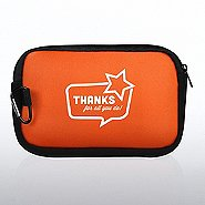 Neoprene Accessory Pouch - Thanks for All You Do!
