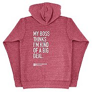 Team Gear - Super Luxe Triblend Bella Canvas Fleece Hoodie