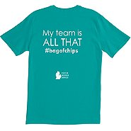 Custom Team T-Shirt - Hanes Tagless