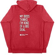 Team Gear - Luxe Bella Canvas Unisex Fleece Lined Hoodie
