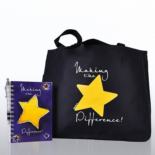 Making the Difference Journal, Pen & Tote Gift Set