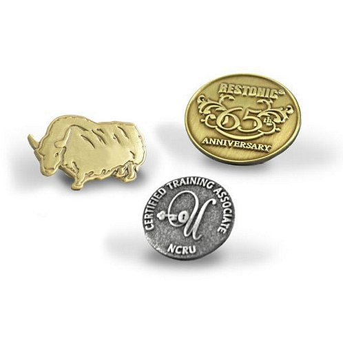 Custom Die Struck Lapel Pin