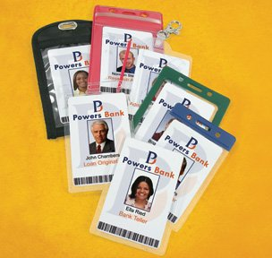 Protect your ID cards with a Badge Holder