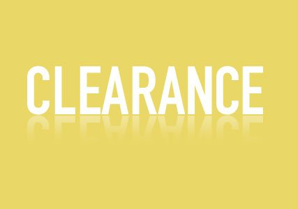 Shop Clearance Gifts