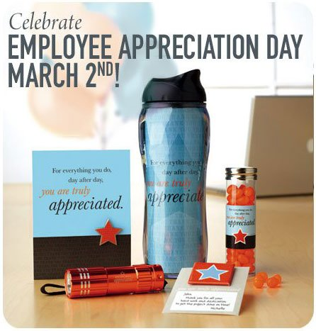 Celebrate Employee Appreciation Day 2012!