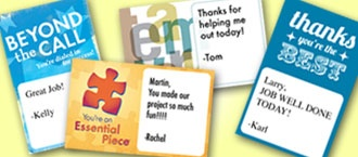 Send a Free ePraise recognition ecard today!