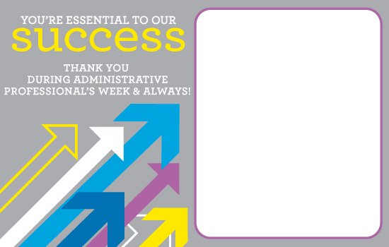 Send an ePraise for Administrative Professional's Day!