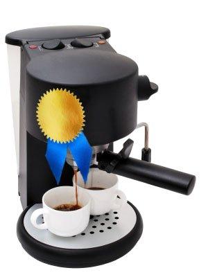 Espresso Maker Wins