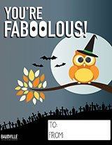 Faboolous Halloween Card