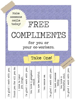 Free Office Compliments