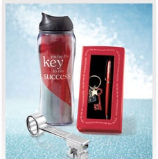 key to success christmas gifts for employees