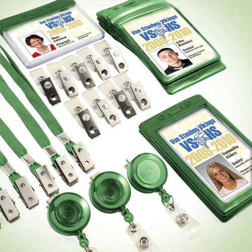 Shop ID Badge Accessories
