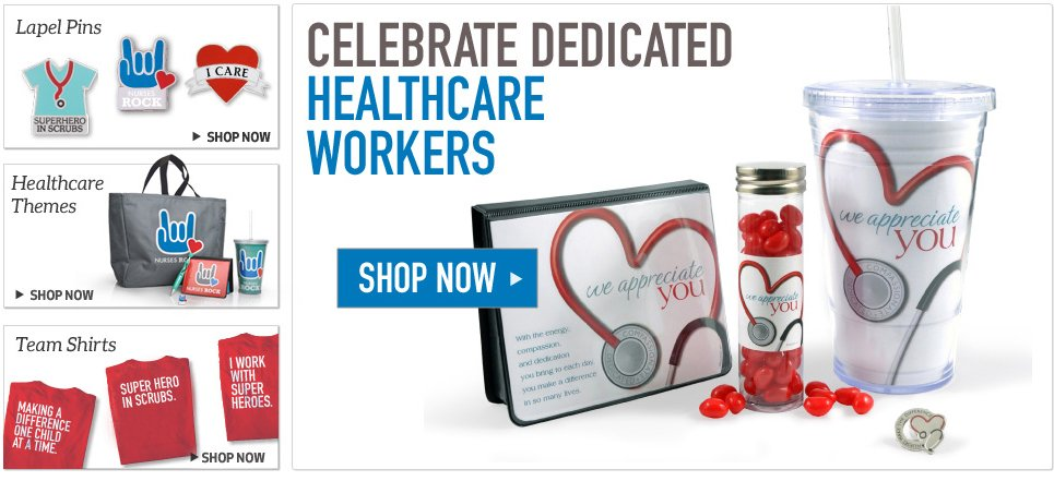Healthcare Appreciation Gifts