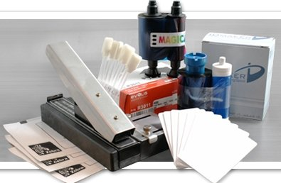 Find Your ID Card Printer Supplies at IDville.com