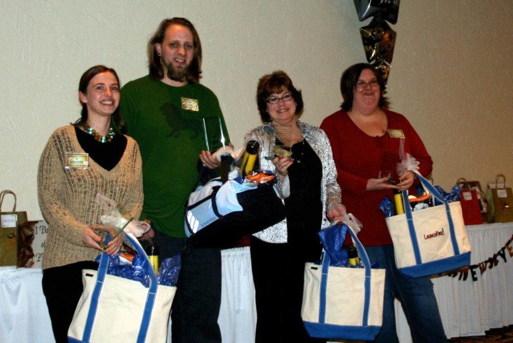 Award Winners!